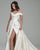 wedding-dresses-ivory wedding-dresses-taffeta wedding-dresses-sexy wedding-dresses-split-side wedding-dresses-off-the-shoulder wedding-dresses-satin wedding-dresses-a-line