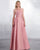 bridesmaid-dresses bridesmaid-dress-long  party-gowns honor-of-the-maid-dresses off-the-shoulder satin-bridesmaid-dresses bridesmaid-dresses-long pink-party-gowns 2019-bridemaid-dress