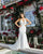 Elegant Lace Mermaid Wedding Dresses V-Neck Sexy 2018 Beach Wedding Gowns New Fashion