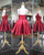 Popular 2018 Burgundy Satin Skirt Homecoming Dresses Spaghetti Straps Ball Gown Prom Party Gowns