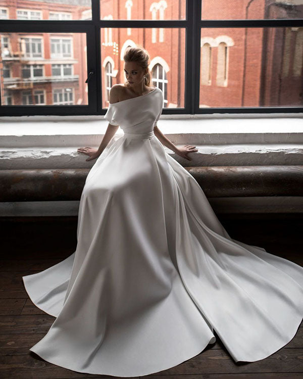 2018 Wedding Dresses with Bows
