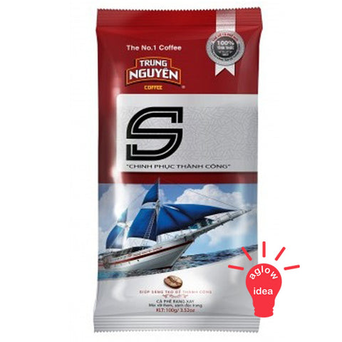 S BLEND - Trung Nguyen Ground Coffee - 100gr