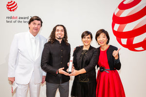 Red Dot Grand Prix Award Winner - ed'o Olive Oil
