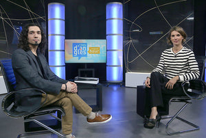 Nicole Millar TV interview to Erhan Turkoglu, creator of edo olive oil and founder of Selective Export