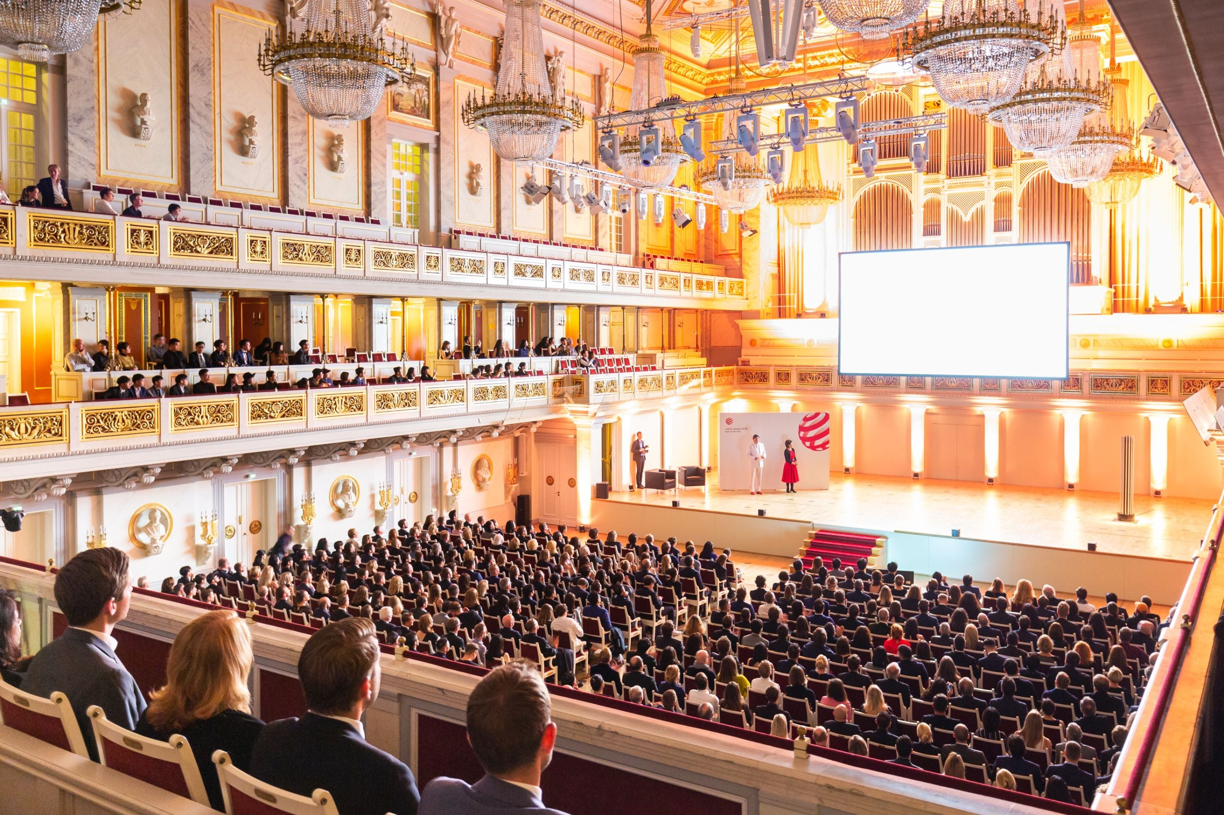 Red Dot Gala at Konzerthaus Berlin
