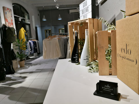 ed'o_edo the gold essence_ultra premium extra virgin olive oil_pop up barcelona