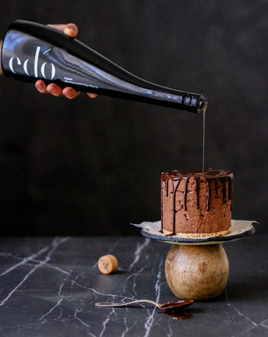 edo ultra premium extra virgin olive oil_chocolate mousse with evoo_deliciousmartha