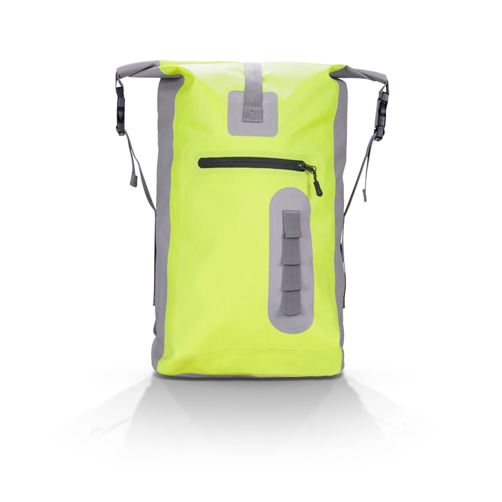 Bagrun Waterproof Backpack 35L Yellow - bagrun