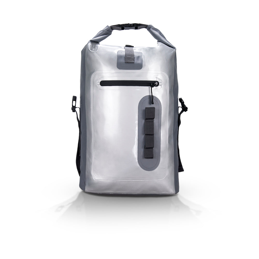 Bagrun Waterproof Backpack 35L Silver - bagrun