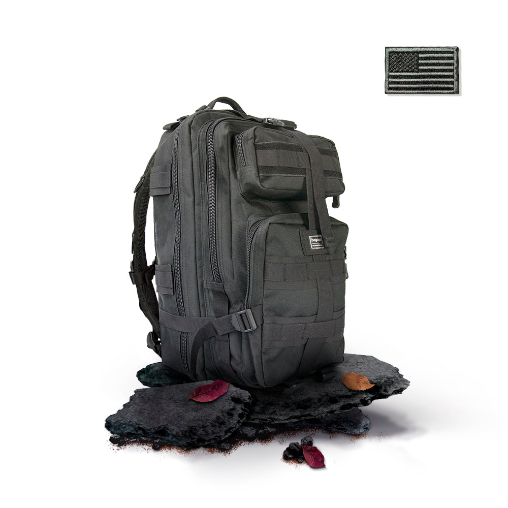 Bagrun Tactical Backpack 30L - bagrun