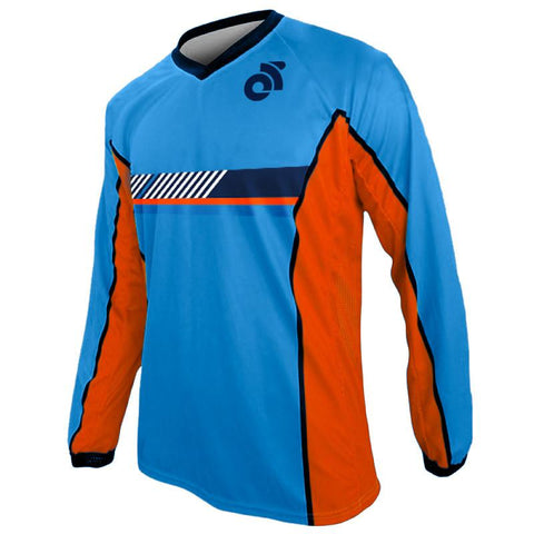 BMX / Downhill Jersey-Jersey-custom-design-athletic-sports-champ-sys-uk-champion-system