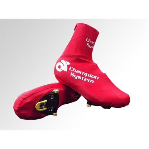 Lycra Shoe Cover-Shoe Covers-custom-design-athletic-sports-champ-sys-uk-champion-system