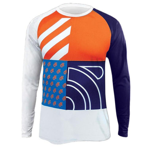 Performance Long Sleeve Run Top