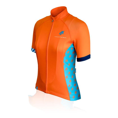 Women's Performance Pro Short Sleeve Jersey-Jersey-custom-design-athletic-sports-champ-sys-uk-champion-system