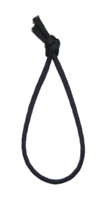 leash string black $2.95