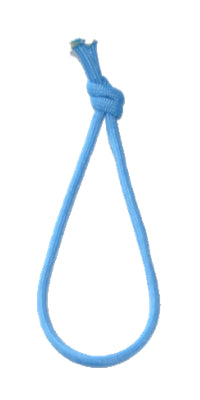 leash string blue $2.95
