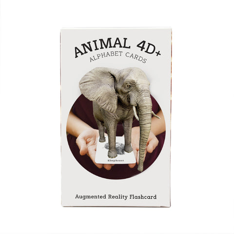 Alive Octagon Studio - Animal 4D+ Cards