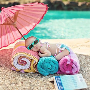 How To Look After Your Newborn In The Heat!