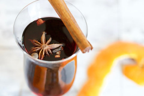 Faux Mulled Wine