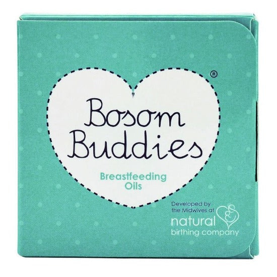 Boxed Bosom Buddies Breastfeeding Oils for breastfeeding