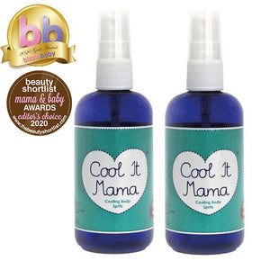 Cool it Mama Cooling Body Spray Duo
