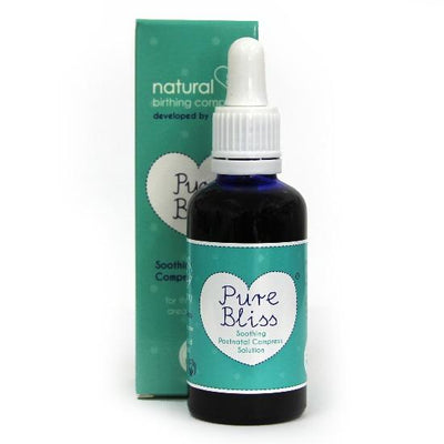 Pure Bliss Postnatal Compress Solution