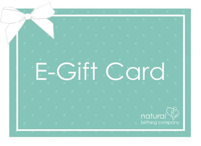 Natural Birthing Company Gift Card