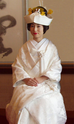 Japanese Wedding Clothing