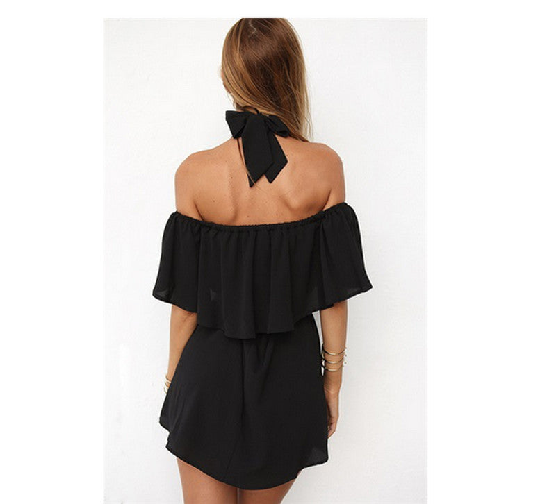 Daily Dress Off Shoulder