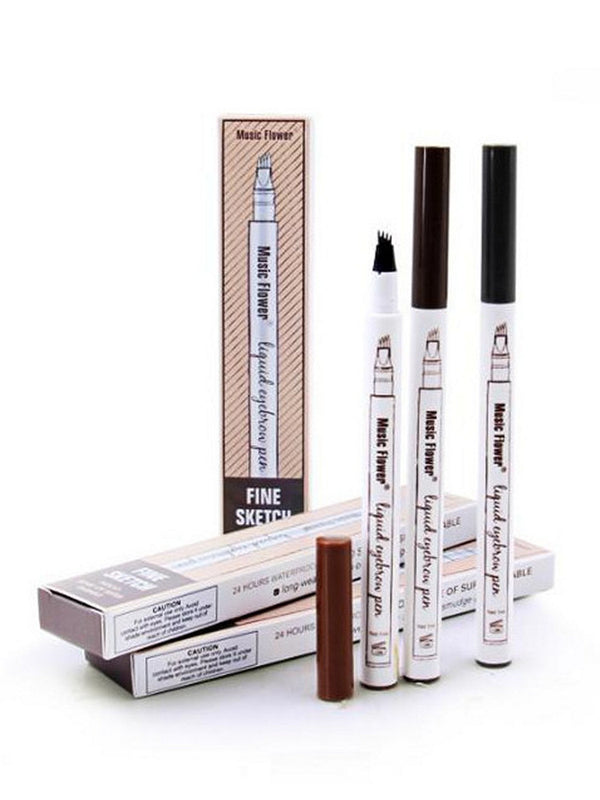 Eyebrow Pencil Brand Professional Automatic Magical Halo Liner Eyes Brow Pen