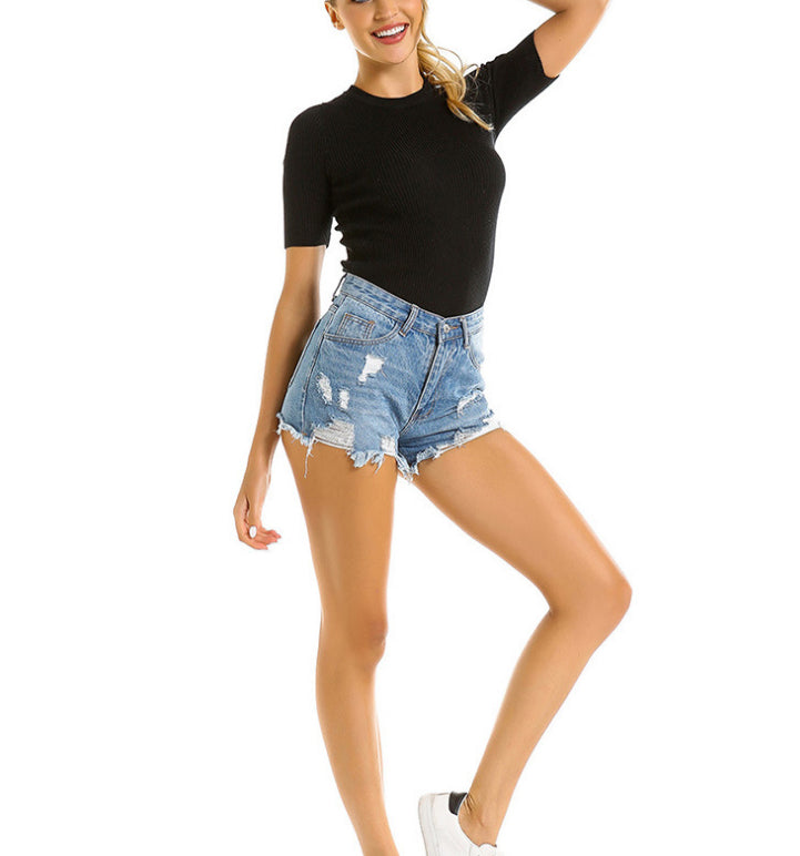 Denim Shorts For Women Jeans Shorts