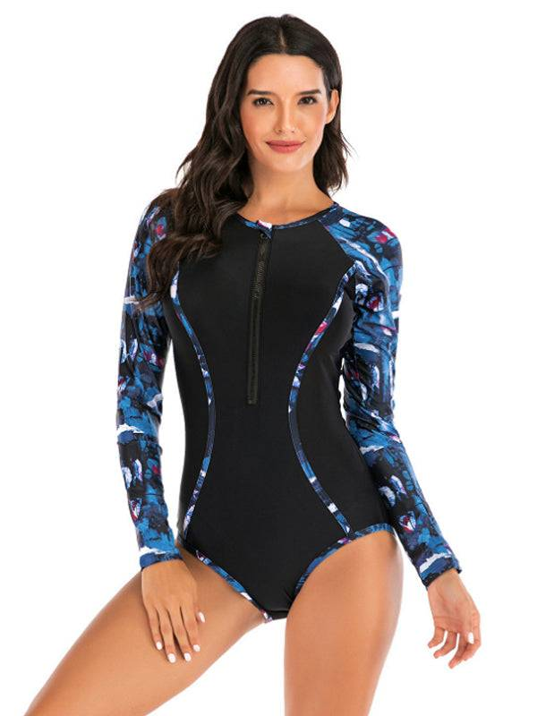 Long Sleeve Swimsuit for Women