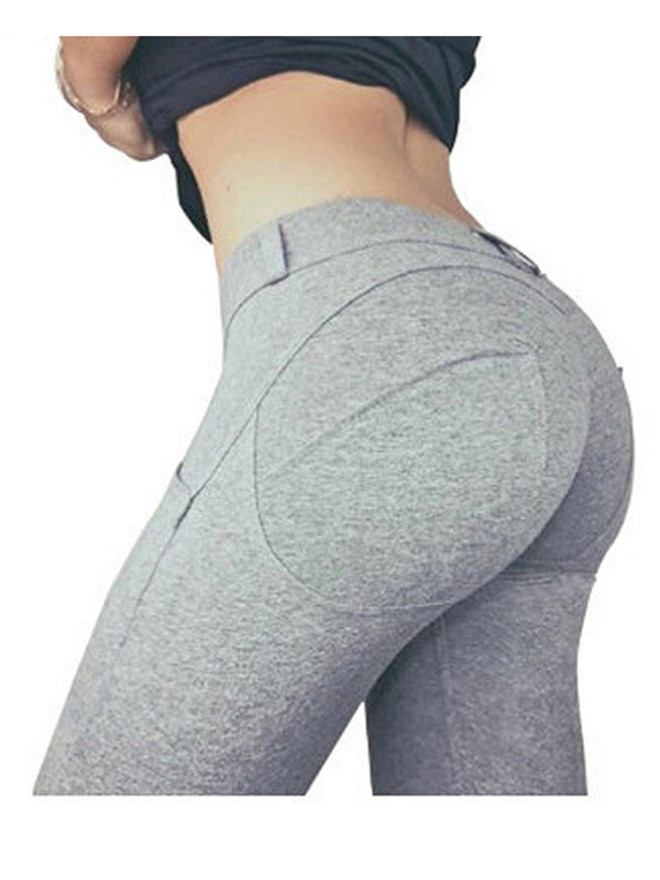 Sports Leggings gym Push Up Leggings Run Pants