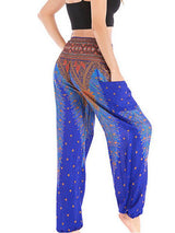 Wide Leg Yoga Loose Pants with Pocket