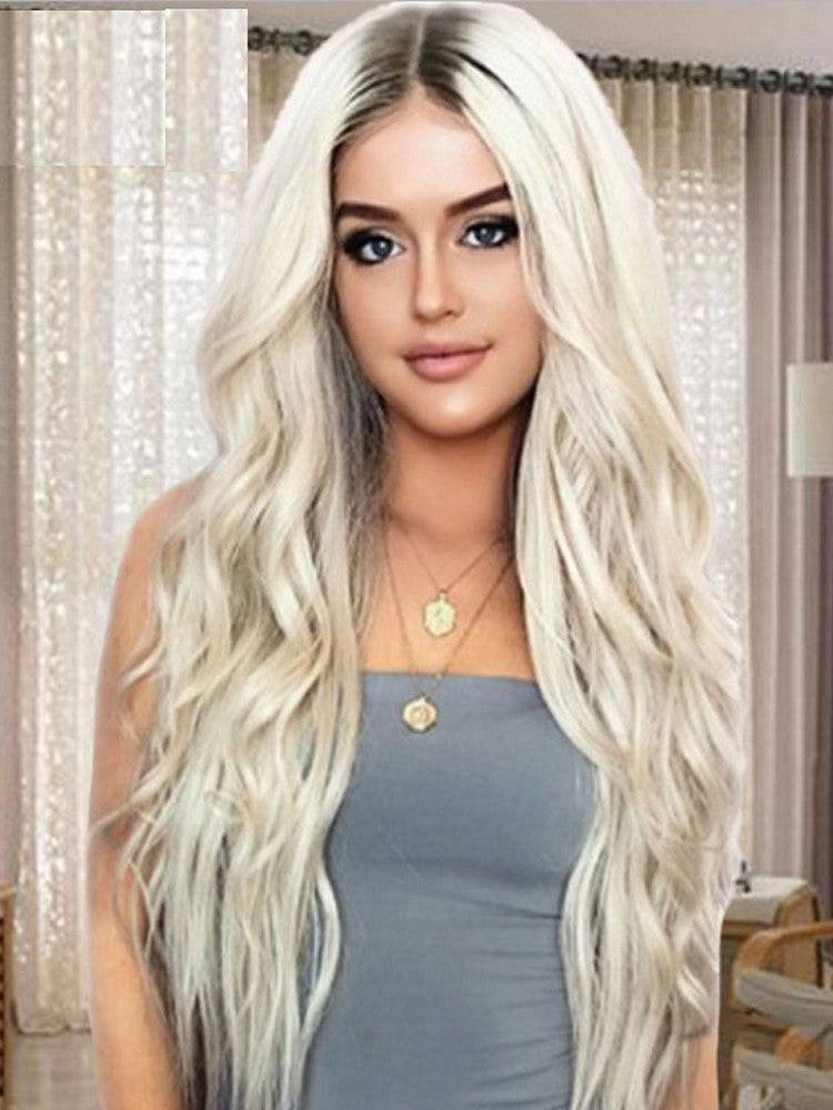 long wig synthetic