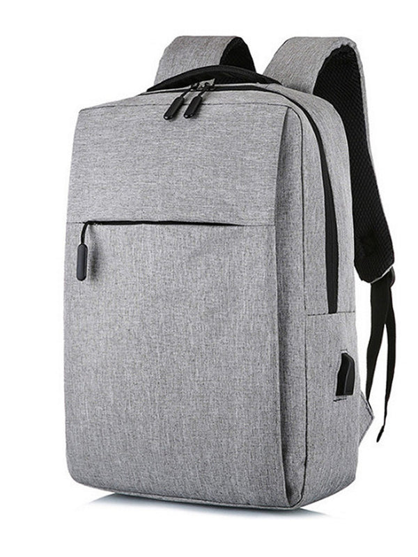 Laptop Backpack Travel  College School Bookbag  USB Charging Port