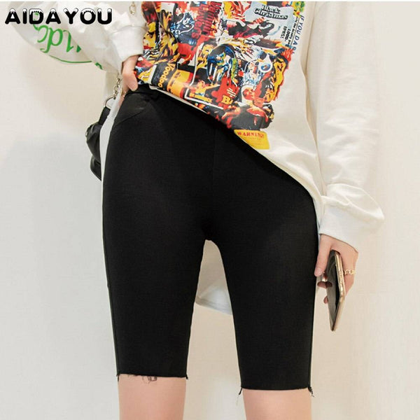 Casual Capris For Women  Ins