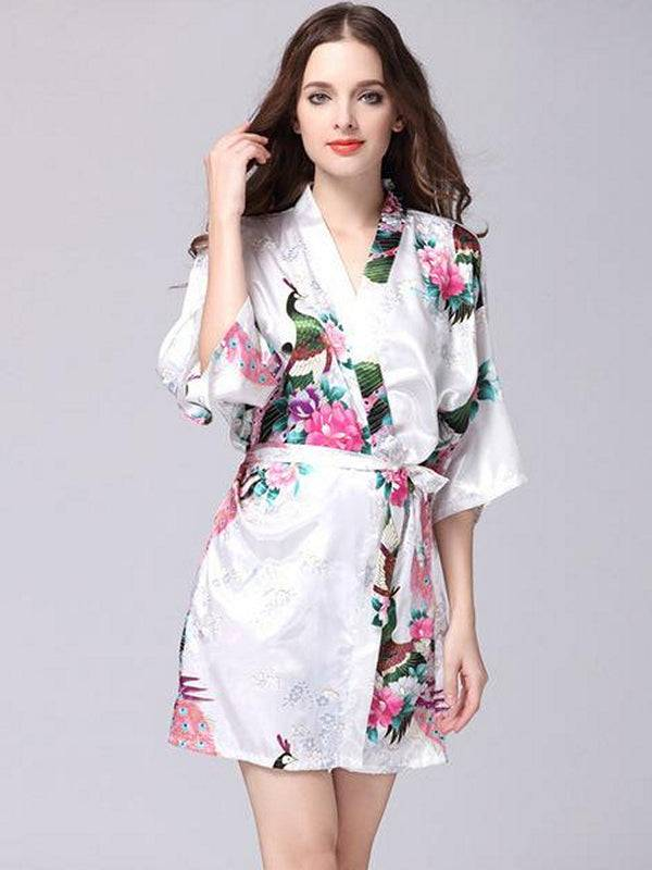 Satin Silk Pajamas for Women