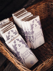 Lavender Milk Chocolate from Mayfield Lavender Far in Purley Barnstead - Zalinah White