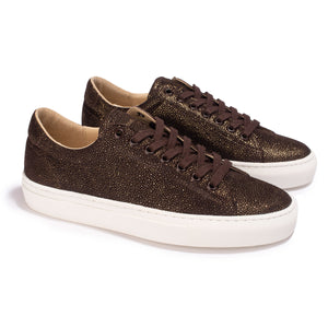 Basket Parodi Bubble Marron