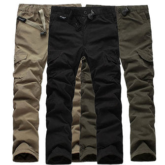 Multi Pockets Cargo Pants