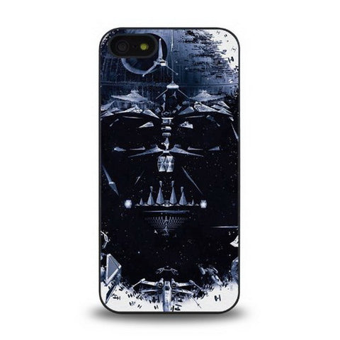 Star Wars for iPhone 5 6 Case iPhone 6s 7 protective case cover with hot film Star Wars poster - realmanscave