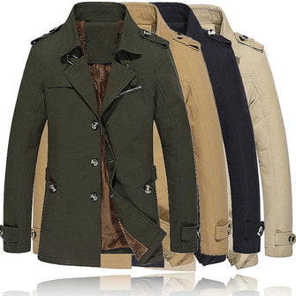 Military Style Outdoor Jacket