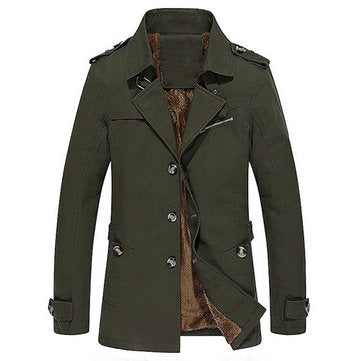 Military Style Outdoor Jacket - realmanscave