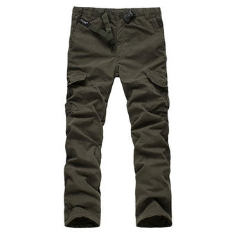 Multi Pockets Cargo Pants - realmanscave
