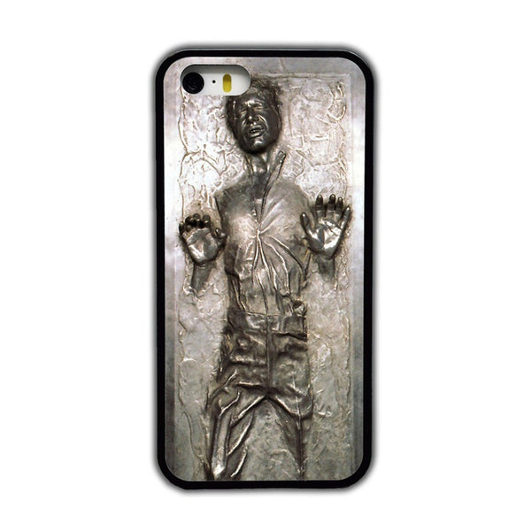 Star Wars Han Solo In Carbonite Cell Phone Case