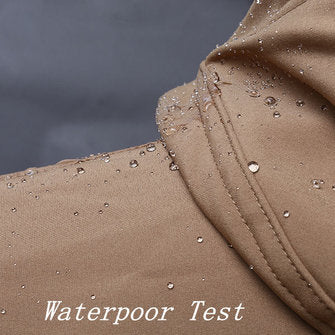 Tactical Military Waterproof Soft Shell - realmanscave