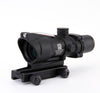 Trijicon ACOG 4X32 Fiber Source Red Illuminated Scope