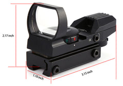 11/20mm Red Dot Sight - realmanscave