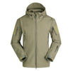 Lurker Shark Skin Softshell Military Tactical Jacket